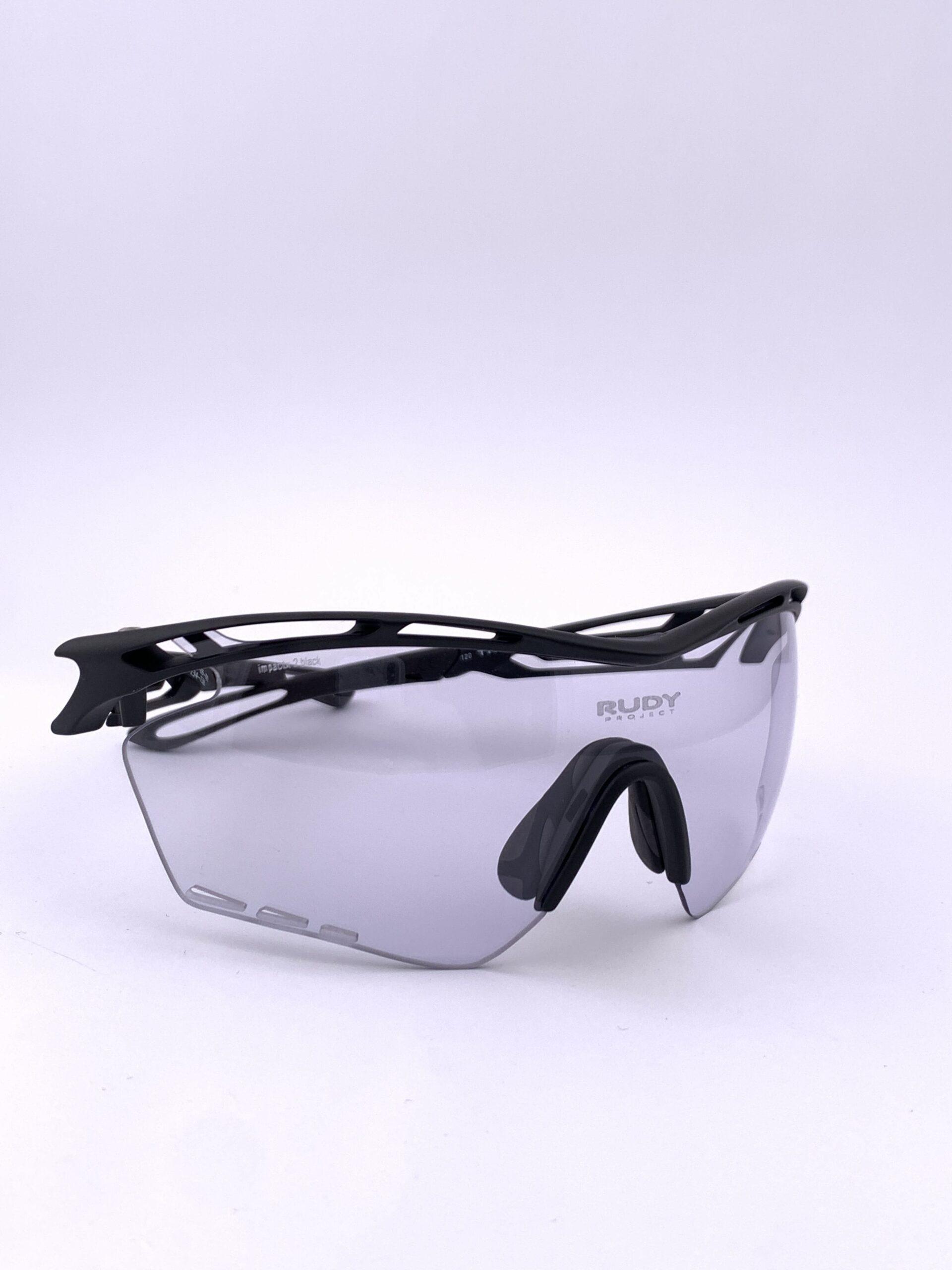 Cyklo okuliare Tralyx čierne
