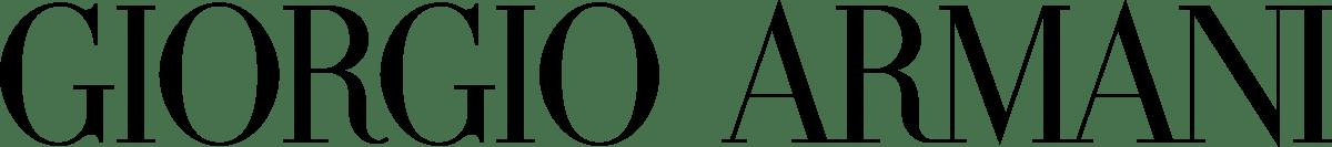 Okuliare Giorgio Armani logo